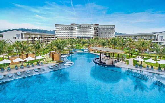 Il Ciao Club Sol Beach House Phu Quoc 5*