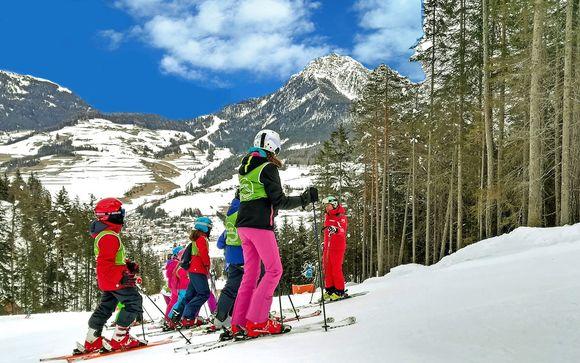 Ski Inclusive For Kids