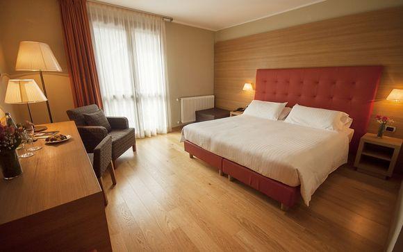 Blu Hotel Acquaseria 4*