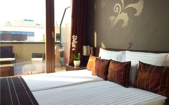 L'Hotel Regnum Residence 4*