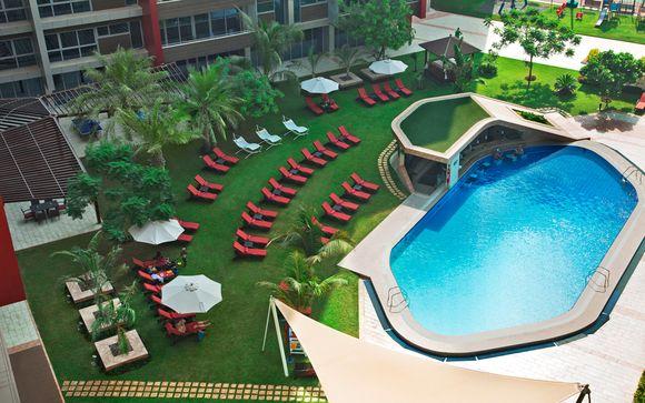 Il Park Rotana Hotel 5*