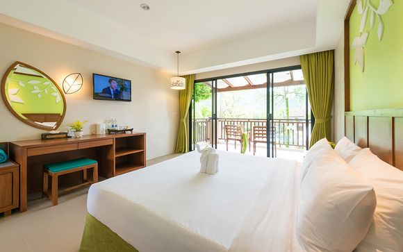Khao Lak - The Leaf Oceanside 4*