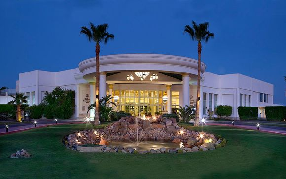 Sharm El Sheikh - Hilton Waterfalls 4*