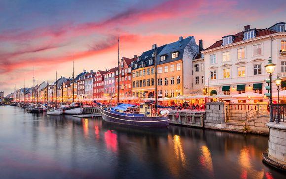 Le capitali della Scandinavia