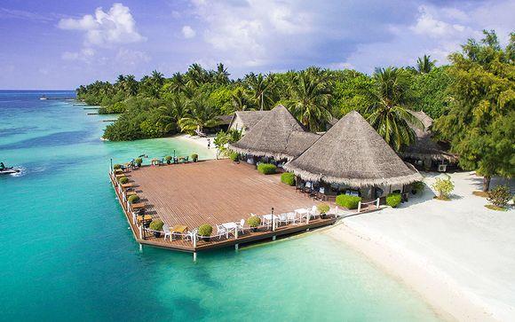 Adaaran Select Hudhuranfushi Hotel 4*