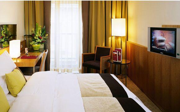 K+K Hotel Elisabeta 4*