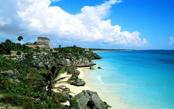 Minitour Yucatan & Catalonia Yucatan Beach 4*