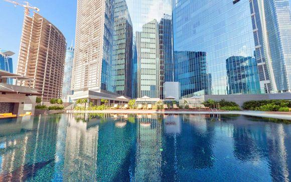 The Oberoi Dubai 5*