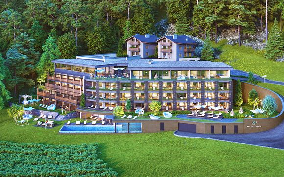 Hotel Residence Bad Fallenbach 4*S