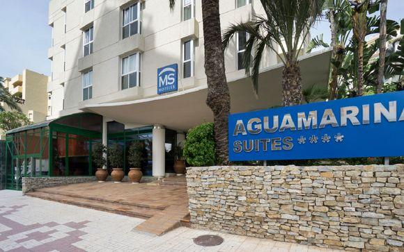 MS Aguamarina Suites 4*