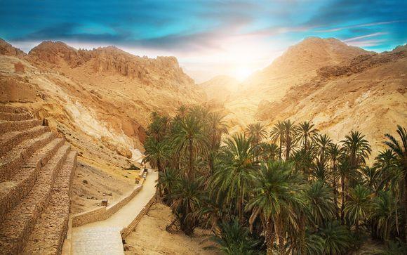 Tunisia in tour a 360°