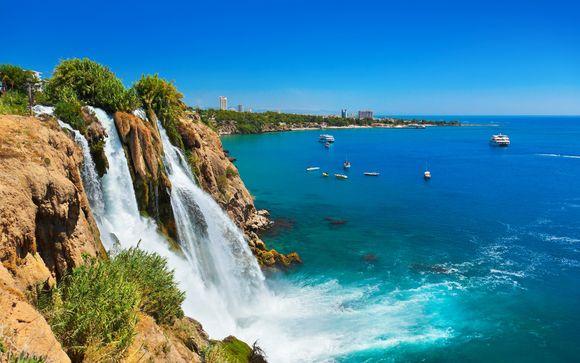 Quindicinale tour + mare Antalya