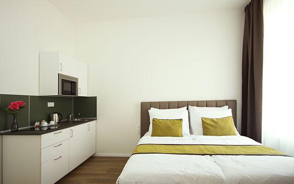Hotel Elizabeth Suites 4*