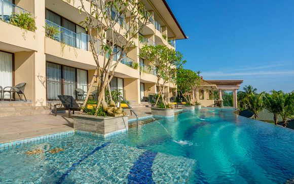 Ubud - SereS Springs Resort & Spa 5*