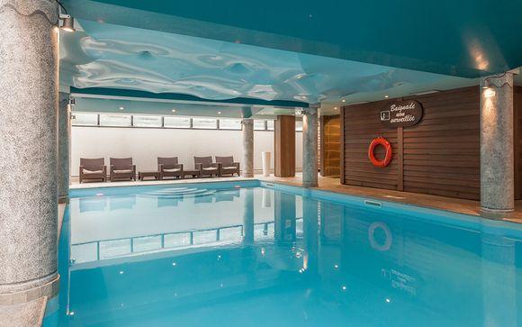 Residence Pierre & Vacances Premium La Ginabelle 4 *