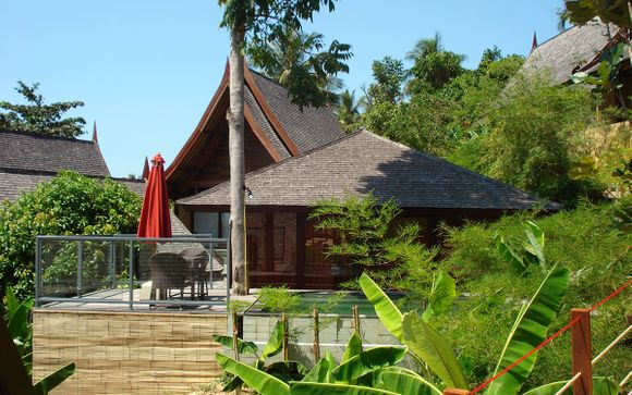 Koh Phangan - Kupu Kupu Phangan Beach Villas & Spa by L'Occitane 5*