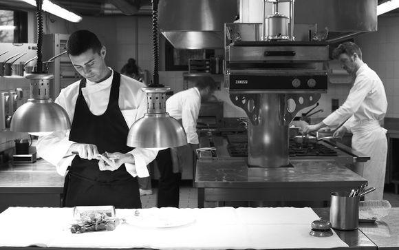 Incontro con lo Chef e la sua cucina
