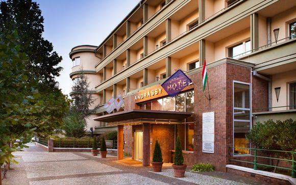 L'Hotel Mamaison Andrassy 4*