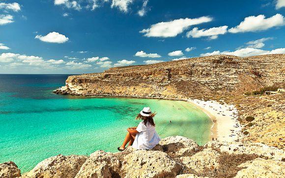 Appartamenti Lampedusa con escursioni a bordo della Quarta Isola