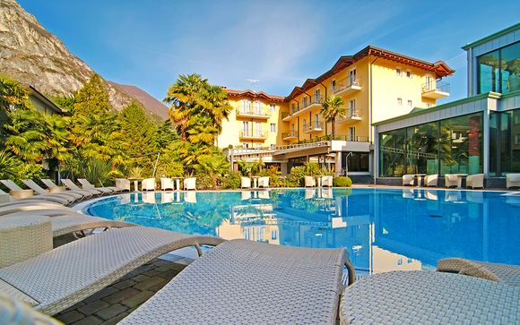 Villa Nicolli Romantic Resort 4* - Adults Only