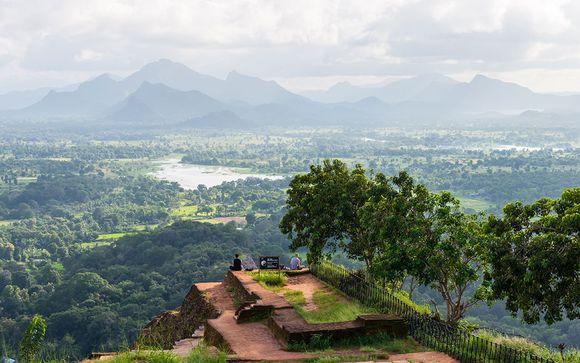Tour privato dello Sri Lanka in 4*