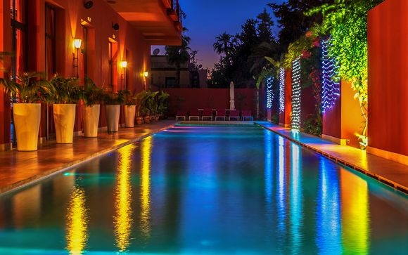 The Pearl Marrakech 5*