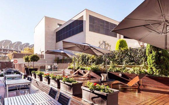 Hotel Ilunion Valencia 4*