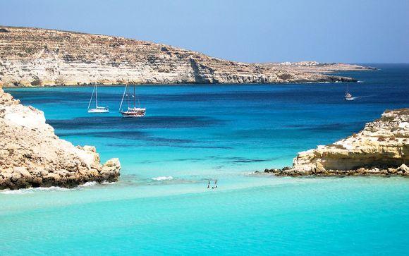 La Rosa dei Venti Club Lampedusa Hotel & Resort 4*