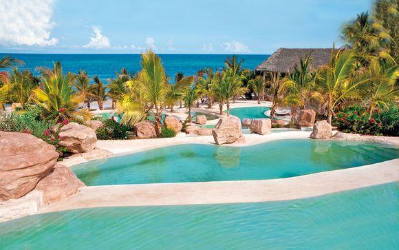 Swahili Beach Resort 5* + Safari