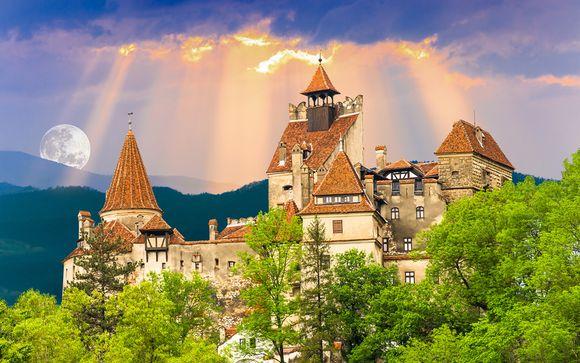 Tour della Transilvania, Bucarest e i castelli dei Carpazi