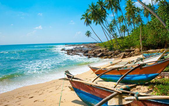 Tour privato alla scoperta delle meraviglie naturali dello Sri Lanka