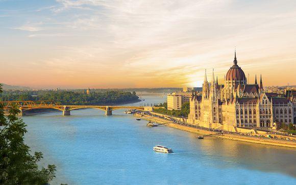 Attraverso il cuore dell'Europa tra capitali e paesaggi unici