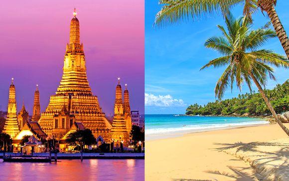Century Park Bangkok 4* & Paradise Beach Resort Koh Samui 4*