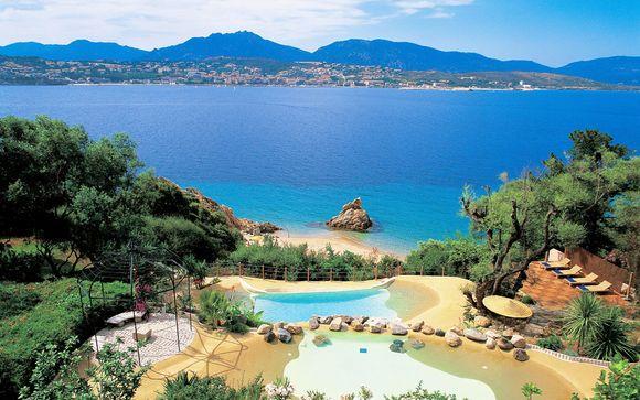 Lusso in resort 5* con spiaggia privata