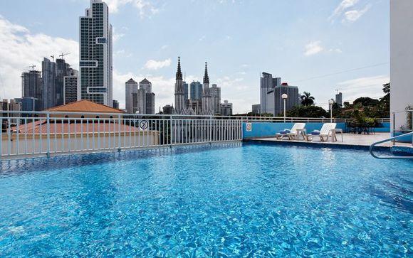 Panama City - Crowne Plaza Panama City 4*