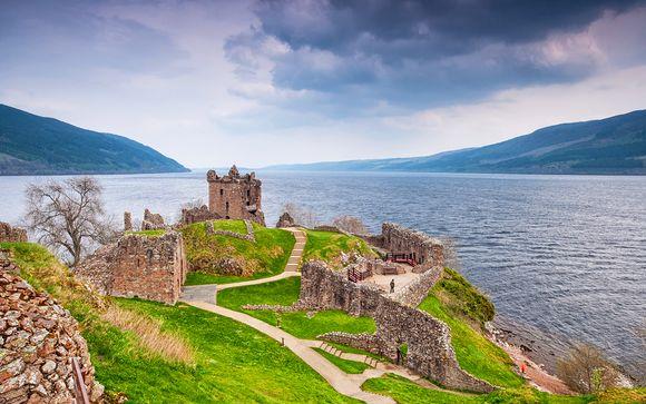 Tour Scozia, Castelli e leggende