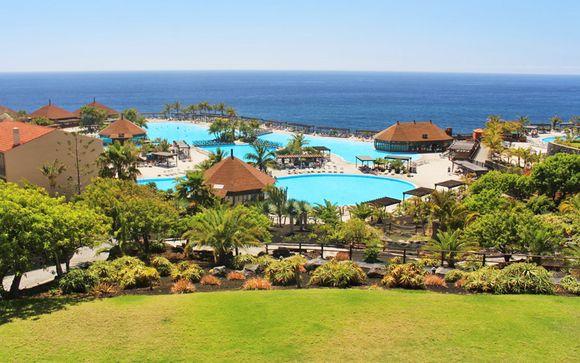 Hotel La Palma Teneguia Princess 4*