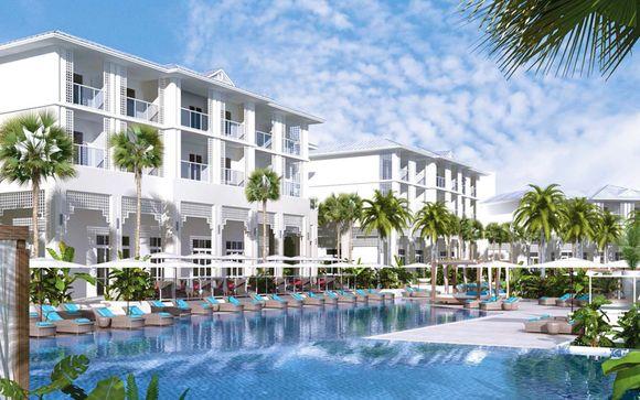 NH Capri La Habana 4* + Hotel Angsana Cayo Santa Maria 5*