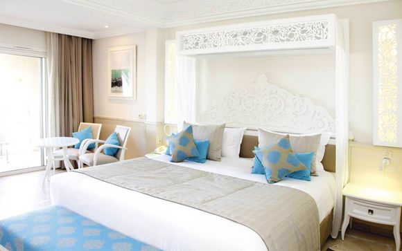 Il TUI BLUE Palm Beach Palace 5* - Adults Only