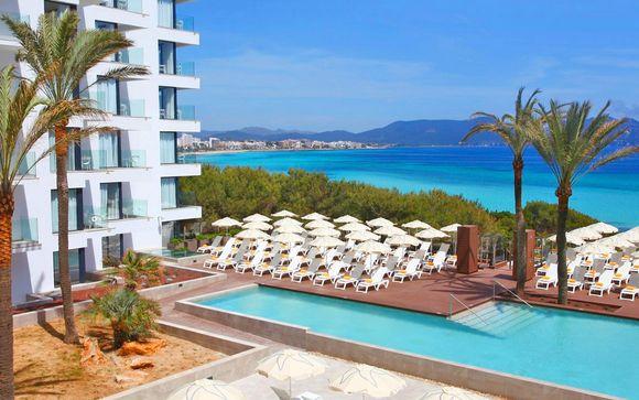 Design hotel 4* in riva al mare