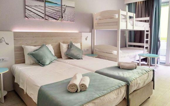 L'Hotel Park Bijela 4*
