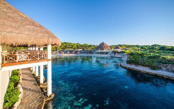 Relax e mare in 5* e possibile avventura tra i tesori dei Maya
