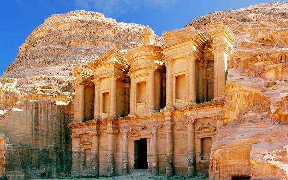 Minitour a 4* o 5* alla scoperta di Petra e Amman