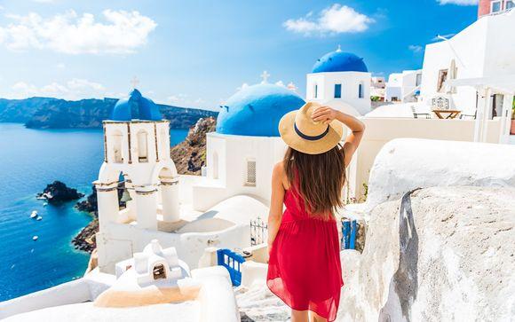 Indimenticabile tour a 4* tra le perle del Mar Egeo