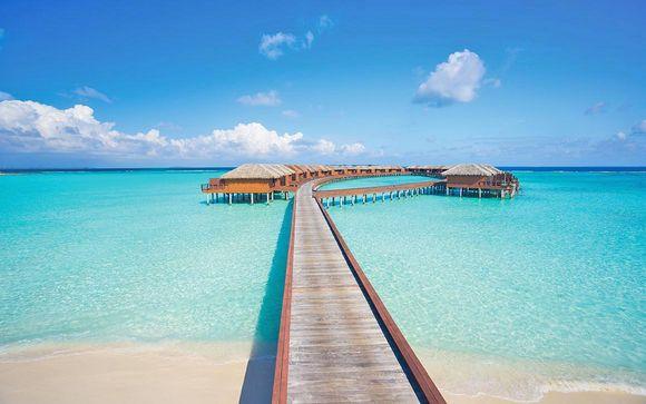 Paradiso autentico in Superior o Water Villa