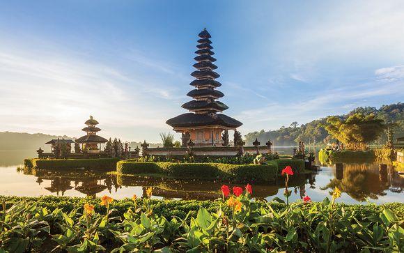 Le spiagge e i templi della meravigliosa Bali