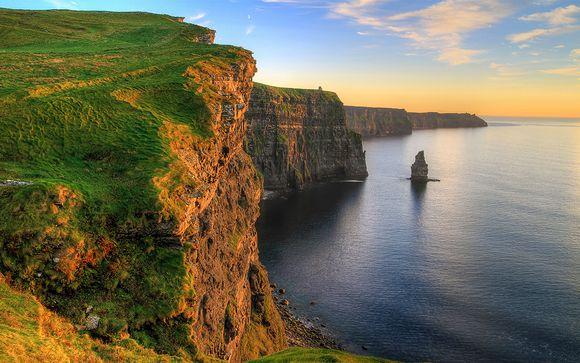 Tour tra i meravigliosi panorami d'Irlanda