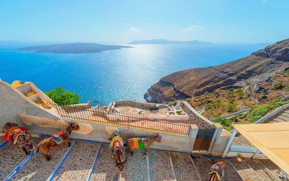 Alla scoperta di Santorini