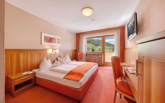 Hotel Alpwell Gallhaus 4*