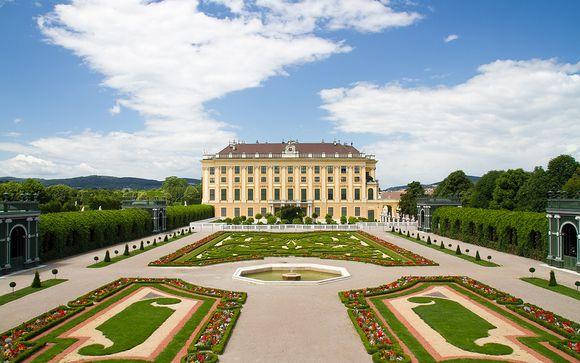 Itinerario crociera con partenza da Vienna e arrivo a Sofia in 10 notti per le partenze del 18 luglio e del 6 agosto